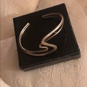 sterling Jewelry - Vintage sterling cuff